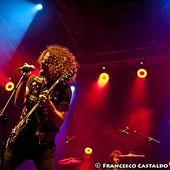 10 luglio 2012 - 10 Giorni Suonati - Castello - Vigevano (Pv) - Wolfmother in concerto