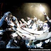 17 novembre 2013 - Alcatraz - Milano - Hardcore Superstar in concerto