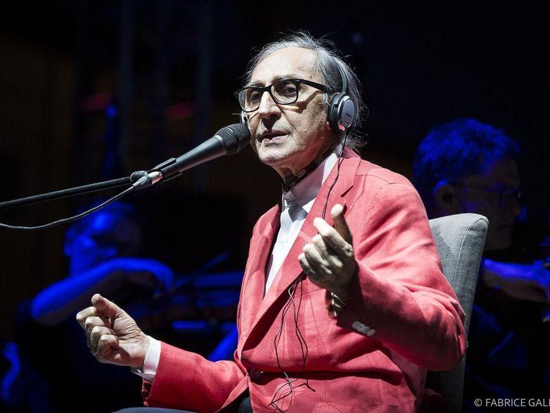 29 giugno 2017 - Piazza Grande - Palmanova (Ud) - Franco Battiato in concerto