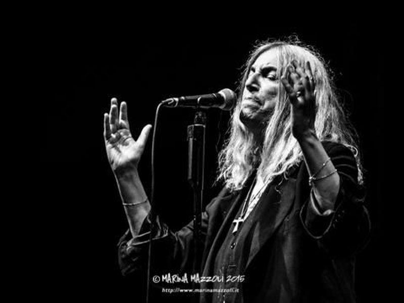 31 luglio 2015 - Area Ex Vaccari - Santo Stefano Magra (Sp) - Patti Smith in concerto