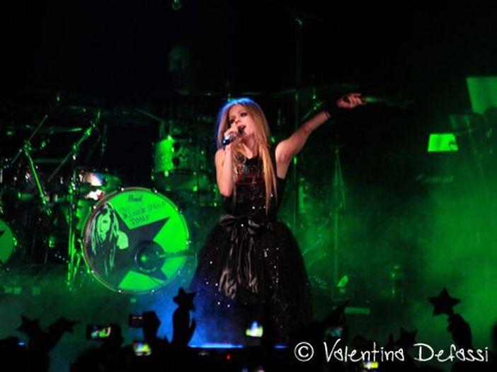 Concerti, Avril Lavigne: una nuova data a Milano
