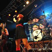 17 Giugno 2011 - Fabrik Festival - Parco del Cormor - Udine - Tystnaden in concerto