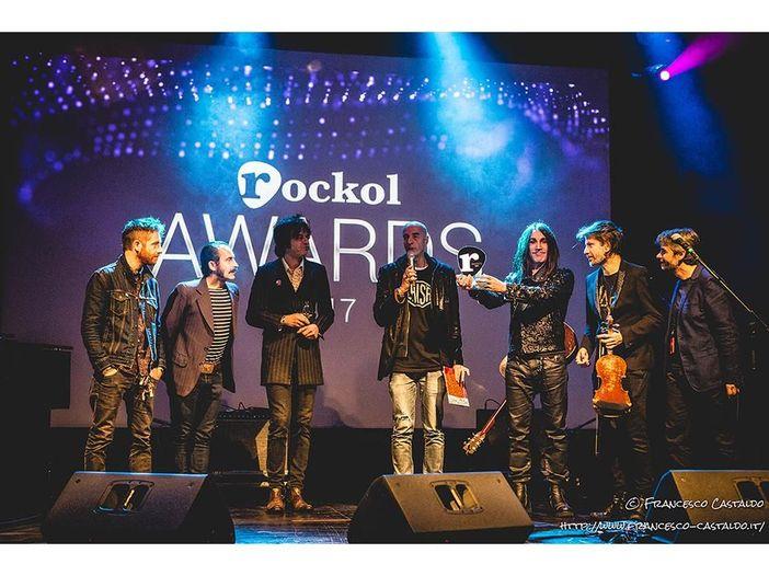 Rockol Awards 2017: guarda l'esibizione degli Afterhours Premio Migliore Live Italiano - VIDEO