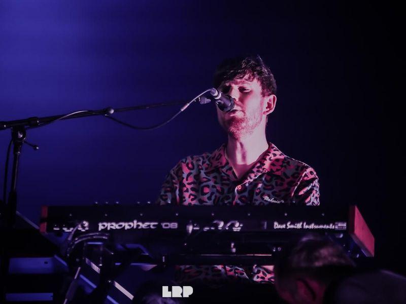 10 agosto 2019 - Sziget Festival - Budapest - James Blake in concerto