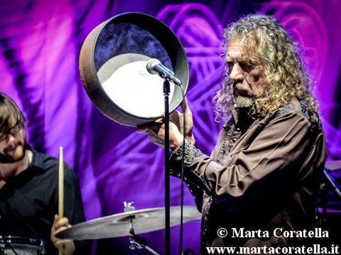 Robert Plant: 'Vorrei registrare con Jack White'