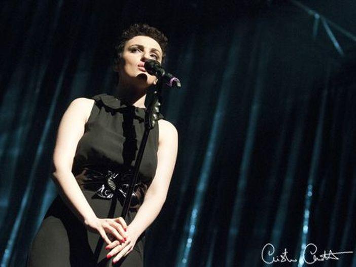 """Concerti, Arisa: nuove date per il """"Se vedo te tour"""""""