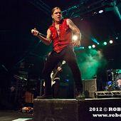 6 giugno 2012 - Magazzini Generali - Milano - Shinedown in concerto