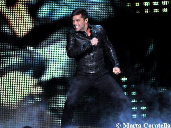 Torna Ricky Martin: 'Mai più schiavo del tempo e della fretta'
