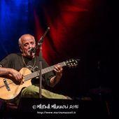 4 luglio 2015 - Anfiteatro Umberto Bindi - Santa Margherita Ligure (Ge) - Armando Corsi in concerto