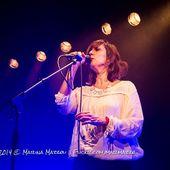 23 ottobre 2014 - Teatro La Claque - Genova - Cristina Donà in concerto