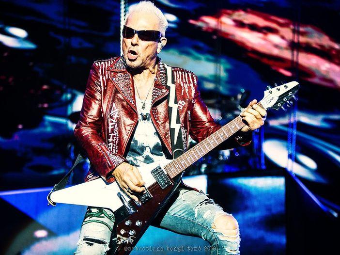 Heavy metal Pub – tapas: Scorpions