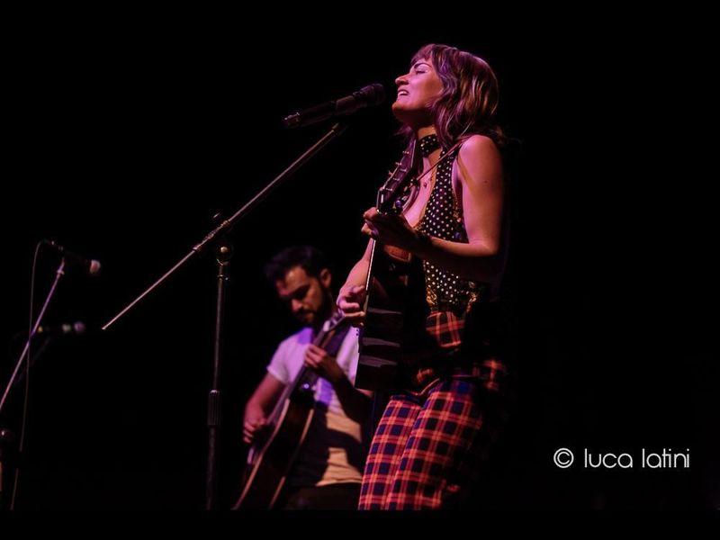 2 aprile 2017 - Gran Teatro Geox - Padova - Lauren Ruth Ward in concerto