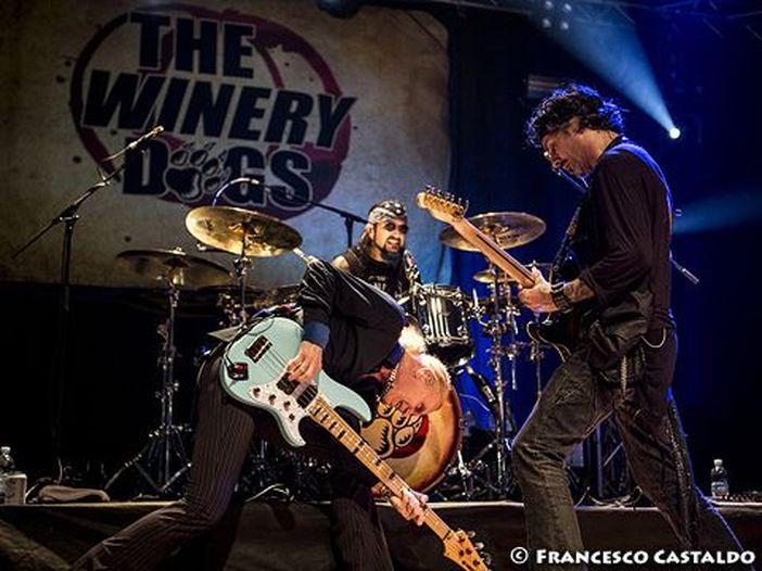 I Winery Dogs in studio a gennaio per il secondo album