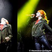 10 giugno 2013 - Ippodromo del Galoppo - Milano - Paramore in concerto