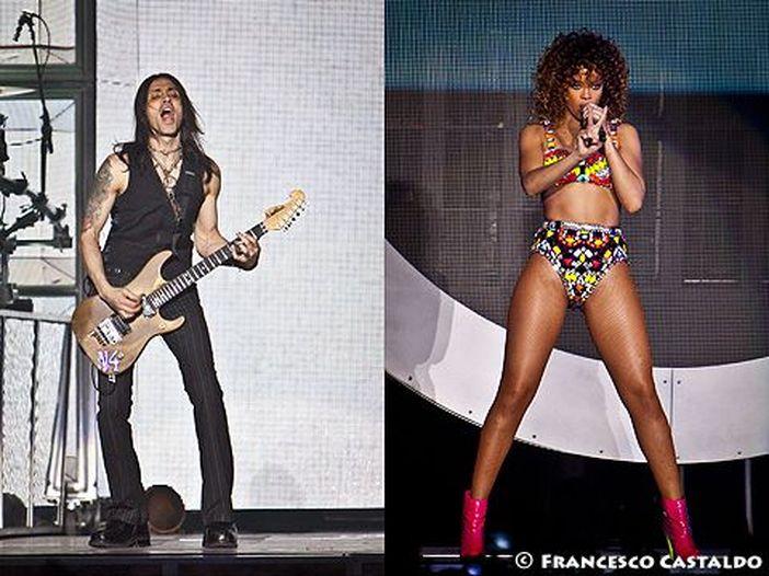 Rihanna interrompe intervista e se ne va