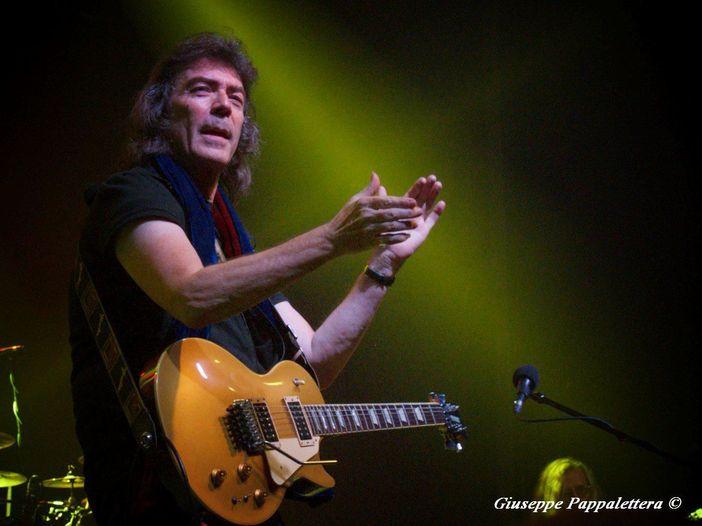 Concerti, Steve Hackett, quattro live a luglio in Italia per l'ex Genesis