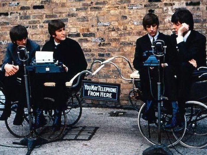 Beatles: un video speciale per 'Glass Onion' – GUARDA