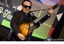 Elvis Costello, a ottobre il nuovo album 'Hey Clockface'