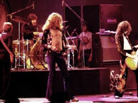 Led Zeppelin secondi solo ai Beatles