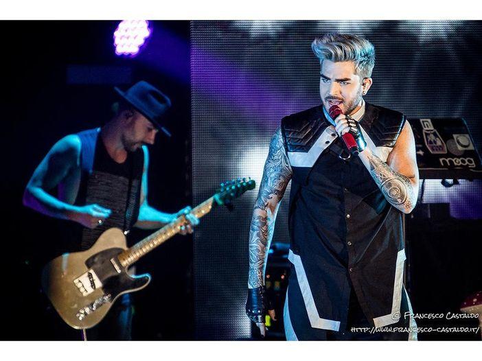 Adam Lambert, ecco il nuovo singolo 'New Eyes'. Video