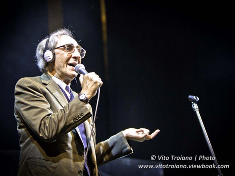 28 Luglio 2011 - Imarts Festival - Piazza Roma - Carpi (Mo) - Franco Battiato in concerto