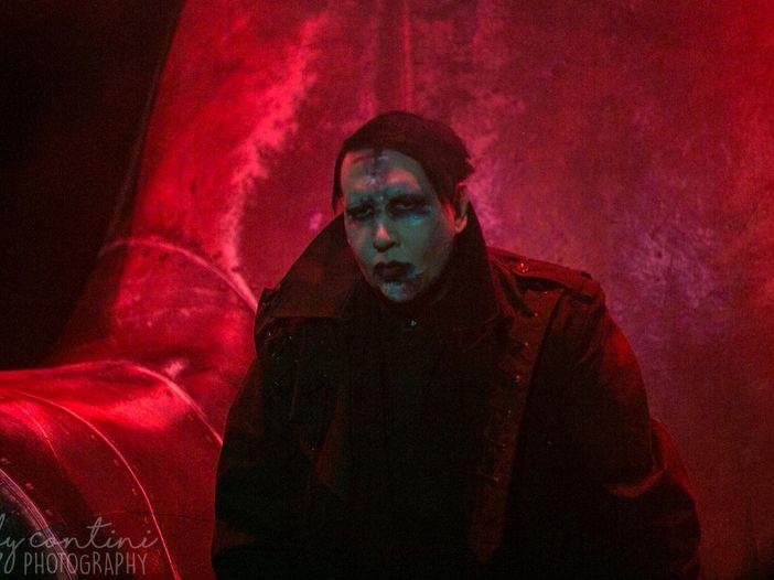 Marilyn Manson 'ruba' il titolo del tour a Korn e Rob Zombie
