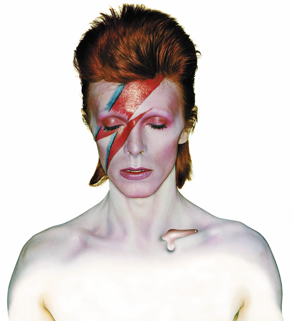 Italian Bowie News - Magazine cover