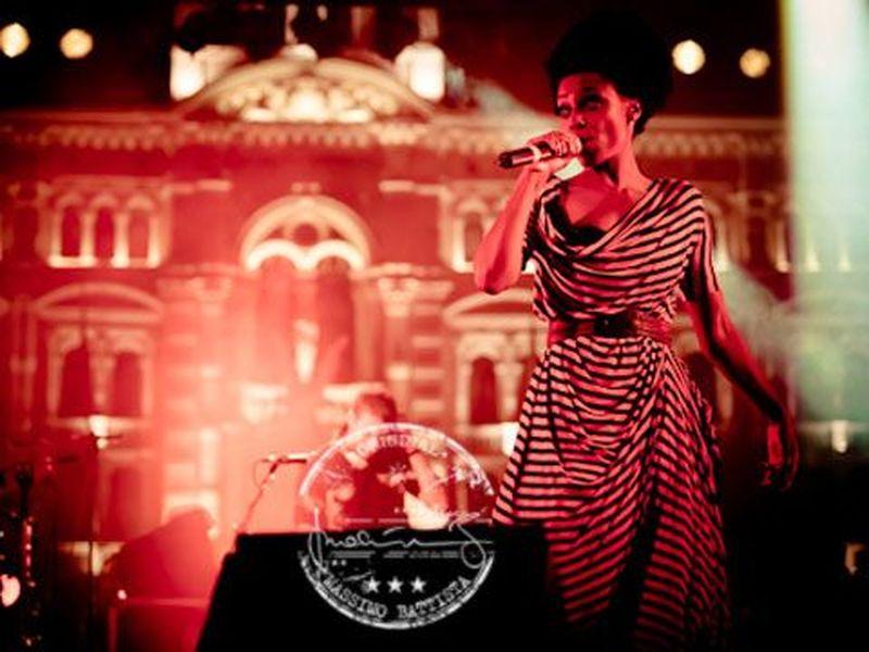 13 Agosto 2010 - Piazza Unità d'Italia - Trieste - Morcheeba in concerto