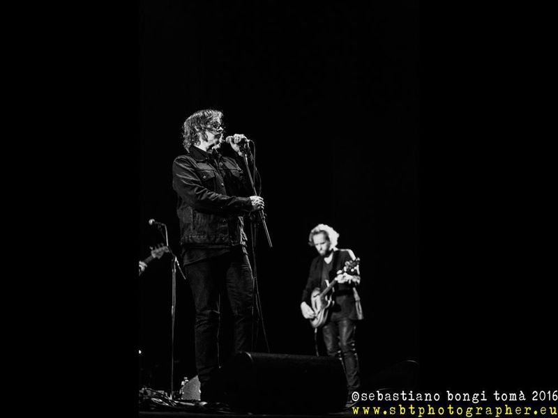 23 maggio 2016 - Teatro Metastasio - Prato - Mark Lanegan in concerto