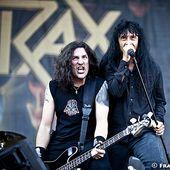 6 Luglio 2011 - Big 4 - Arena Concerti Fiera - Rho (Mi) - Anthrax in concerto
