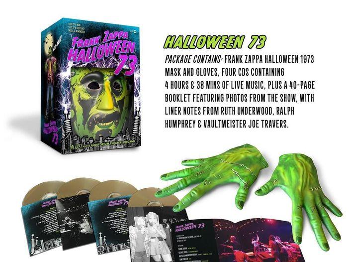In arrivo un DVD e una raccolta di bootleg di Frank Zappa