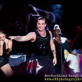 15 luglio 2017 - Lucca Summer Festival - Piazza Napoleone - Lucca - Robbie Williams in concerto