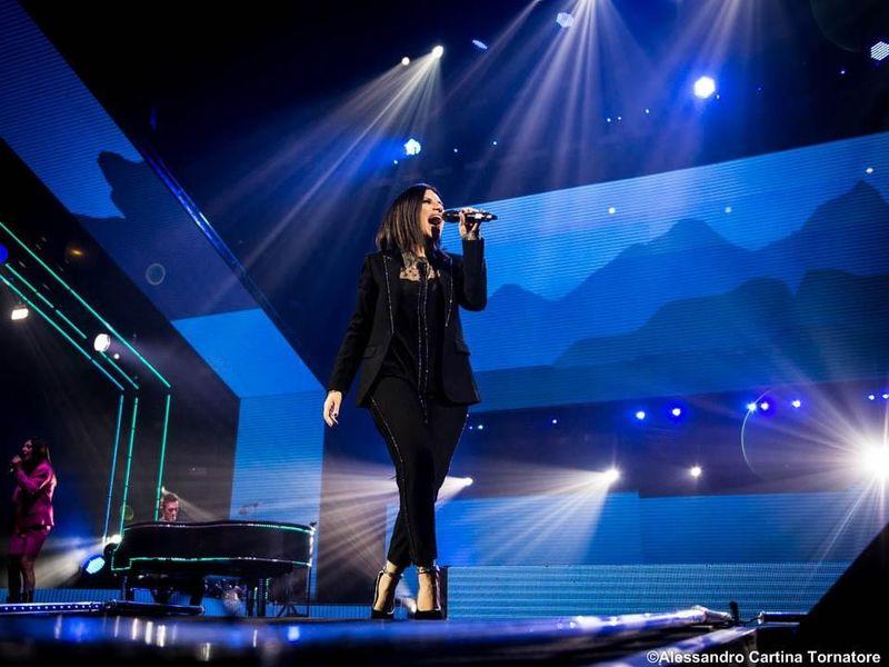 30 ottobre 2018 - PalaLottomatica - Roma - Laura Pausini in concerto