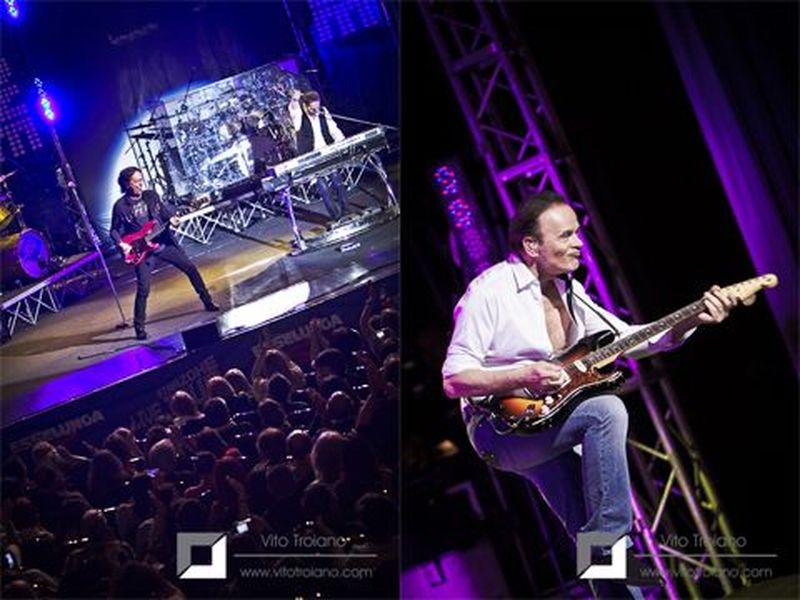 13 maggio 2012 - Star Zone Live - Arena del Sole - Bologna - Pooh in concerto