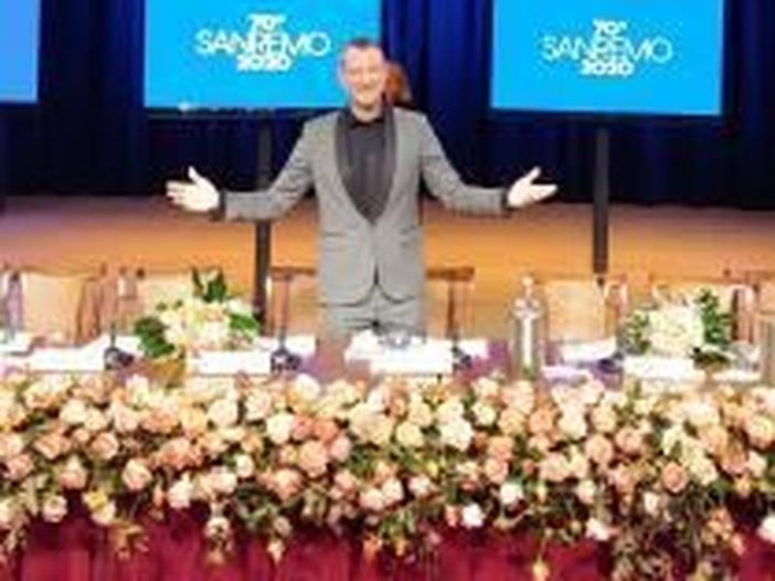 Amadeus parla del festival di Sanremo 2021