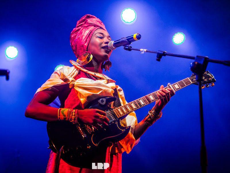 22 febbraio 2019 - Estragon - Bologna - Fatoumata Diawara in concerto