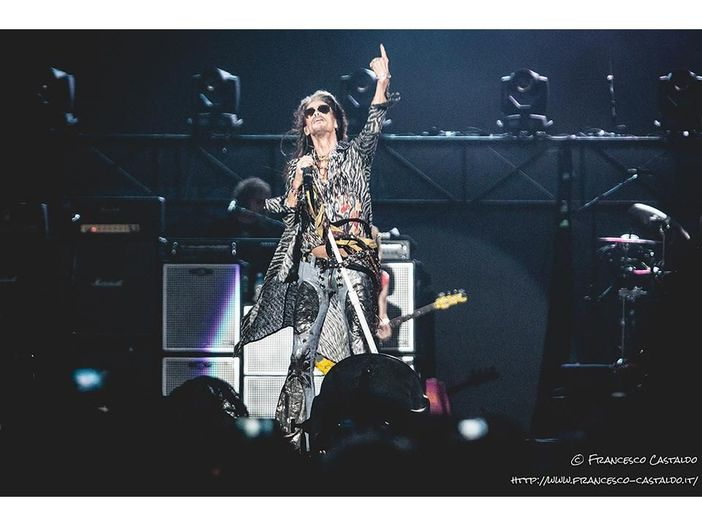Concerti, Aerosmith: a rischio il resto del tour nord-americano