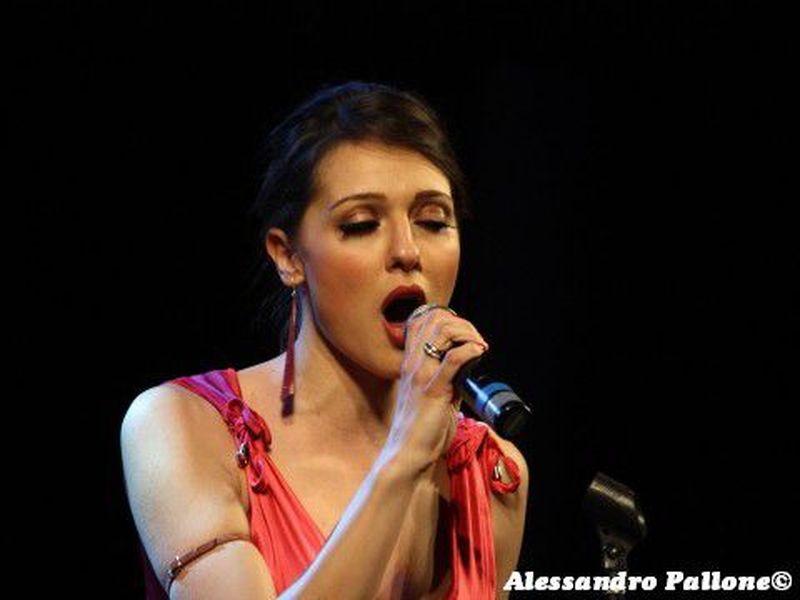 20 aprile 2012 - Teatro Donizetti - Bergamo - Simona Molinari in concerto
