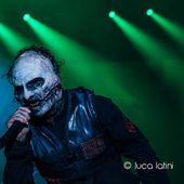2 febbraio 2016 - Gran Teatro Geox - Padova - Slipknot in concerto