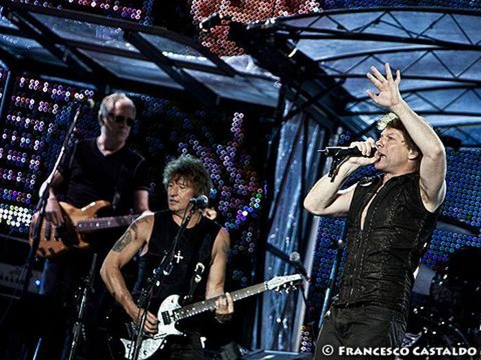 Bon Jovi: dal vivo senza Richie Sambora anche in Europa e Sud Africa