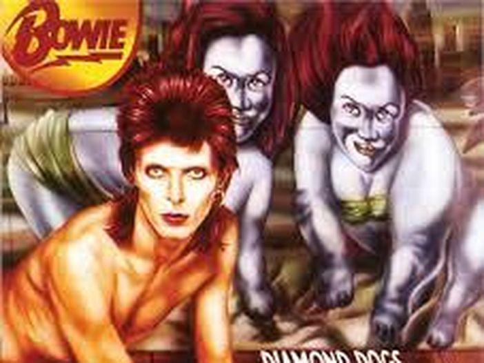 """David Bowie, """"Diamond dogs"""": l'analisi di Carlo Boccadoro"""