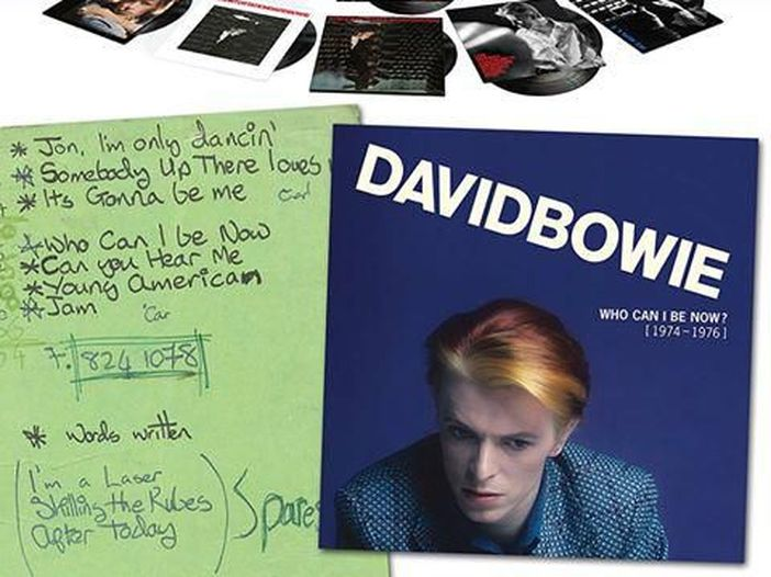 David Bowie, esce il 23 settembre il cofanetto 'Who can I be now?': ecco cosa c'è all'interno