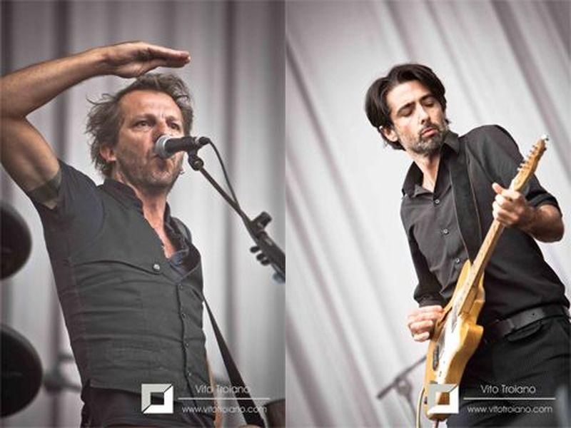 2 settembre 2012 - A Perfect Day Festival - Castello Scaligero - Villafranca di Verona (Vr) - dEUS in concerto