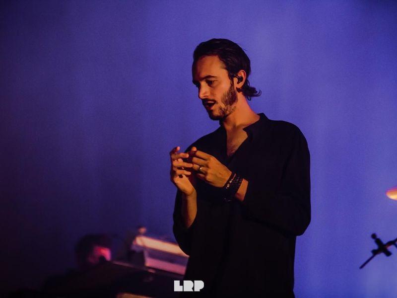 29 novembre 2018 - Unipol Arena - Casalecchio di Reno (Bo) - Editors in concerto