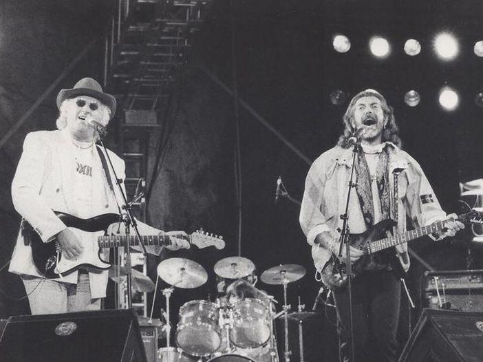 Shel Shapiro, Maurizio Vandelli e quel primo incontro sul palco a Bellinzona nel '94 (raccontato da chi l'ha reso possibile) - VIDEO