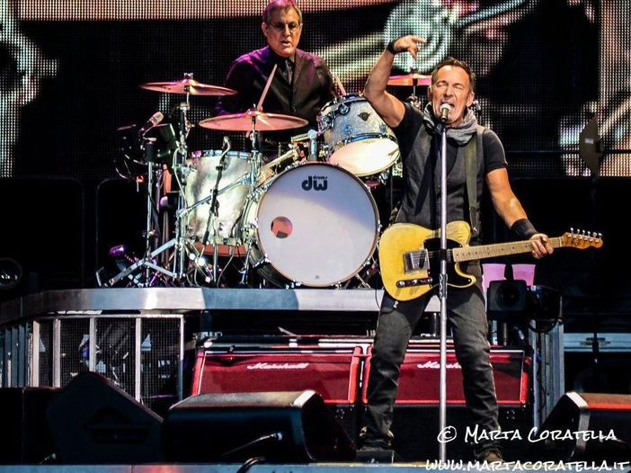 "Bruce Springsteen, per la prima volta un bis a Broadway: ""This hard land"". VIDEO"