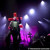 12 dicembre 2012 - Unipol Arena - Casalecchio di Reno (Bo) - Marilyn Manson in concerto