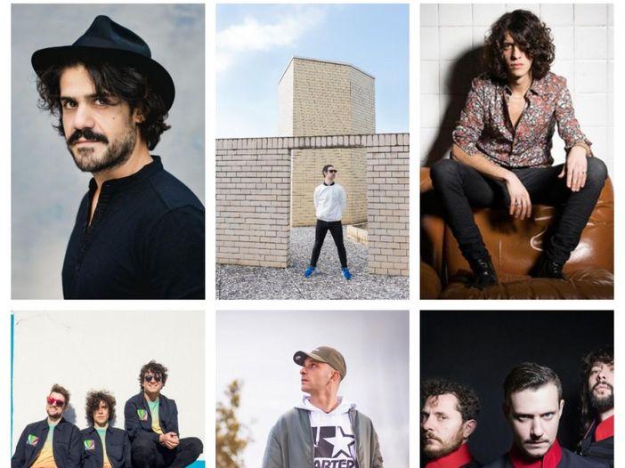 Rigenera SmART City, da giovedì 6 a domenica 9 settembre a Bari: Motta, Cosmo, Selton, Mannarino e tanti altri