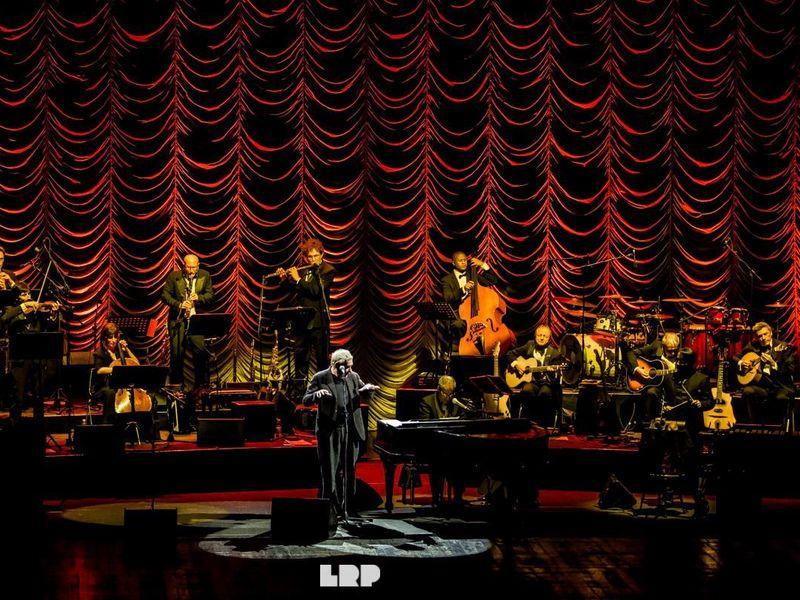 10 dicembre 2018 - Teatro EuropAuditorium - Bologna - Paolo Conte in concerto