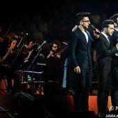 16 gennaio 2016 - PalaLottomatica - Roma - Il Volo in concerto
